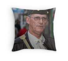 Pickering 40's Weekend (07) Throw Pillow
