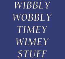 Timey Wimey Stuff by Marmadas
