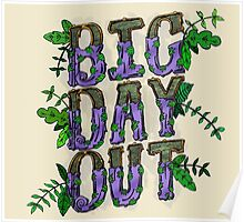 BIG DAY OUT Poster