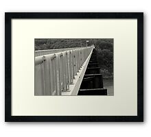 ~Perspectives~ in Black and White Framed Print