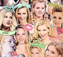 Heather Morris Collage by Lina591
