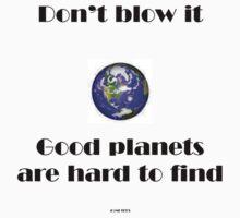 Don't blow it ... by michelleduerden