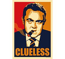 CLUELESS Photographic Print
