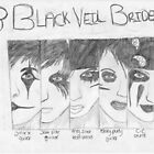 My Drawing Of Black Veil Brides by Killjoylorenway