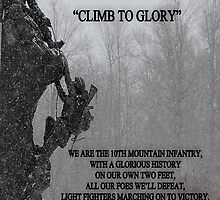 10th Mountain Song by Korey Chandler