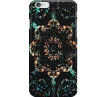 Cosmic Stained Glass iPhone Case/Skin