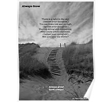 Always Grow Poster