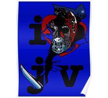 i <3 jv Poster
