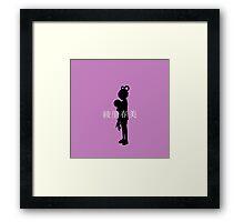 Pearl Fey Framed Print