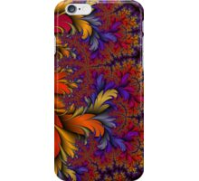 Peacock Ore 1 iPhone Case/Skin
