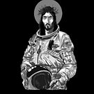 Astro Jesus by Max Alessandrini