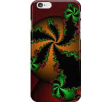 Jingle Bells Fractal iPhone Case/Skin