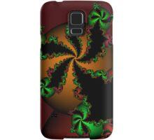 Jingle Bells Fractal Samsung Galaxy Case/Skin