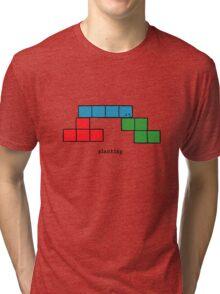 Planking Tri-blend T-Shirt