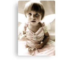 Can You Help Me... I Lost My Wand Canvas Print