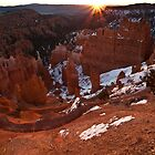 Bryce Canyon Sunrise by Rob Lodge