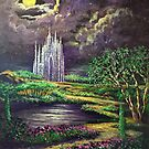 Of Glass Castles and Moonlight by Randy  Burns