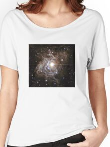 Bright Star in the Universe Women's Relaxed Fit T-Shirt