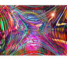 Four Layer Blend: Shimmer (UF0539)  Photographic Print