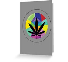 Mary Jane Greeting Card