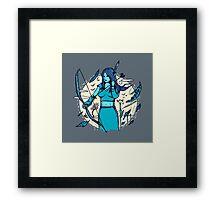 Archer Elf Framed Print