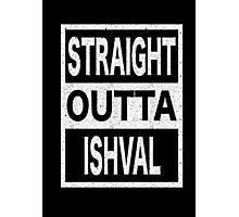 Ishval Photographic Print