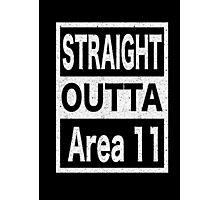 Area 11 Photographic Print