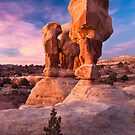 Devils Garden - Hoodoos by Rob Lodge