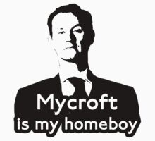 Mycroft is My Homeboy by Deastrumquodvic