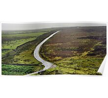 Road Across the Moors Poster