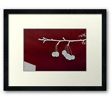 Art Aura Framed Print