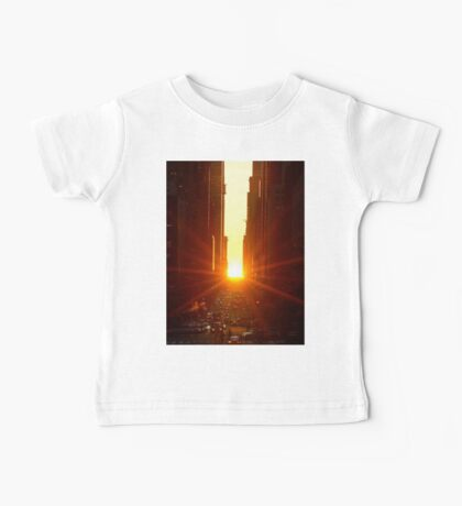 When Time Stands Still Baby Tee