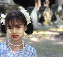 Colored Girl by cishvilli