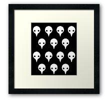 Neon Genesis Evangelion - Sachiel Pattern Framed Print