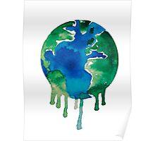 Organic World Poster