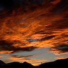 Sky on fire by Neutro