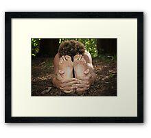 Yoga Soul Framed Print