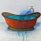 Copper Bath 2 by ROSEMARY EAGLE