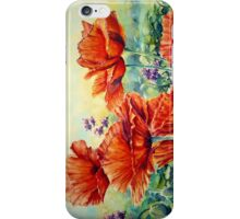 The Cottage Garden iPhone Case/Skin