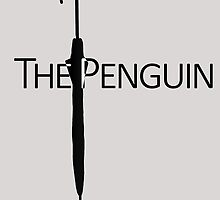 The Penguin by JellyPuppy
