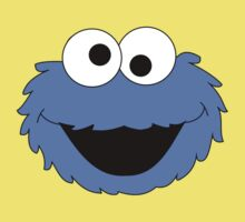 Sesame Street - Cookie Monster by D4RK0