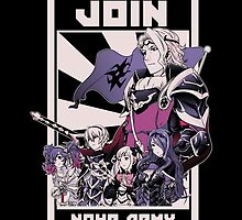 Join Nohr!  by coinbox tees