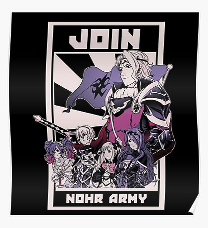 Join Nohr!  Poster