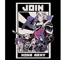 Join Nohr!  Photographic Print