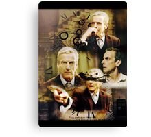 Twelfth Doctor, doctor who Canvas Print