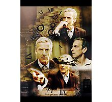 Twelfth Doctor, doctor who Photographic Print
