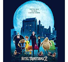 the monsters are back hotel transylvania 2 Photographic Print