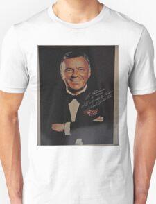 TRIBUTE TO SINATRA ON HIS 100 BIRTHDAY  Unisex T-Shirt