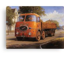 ERF KV Marston Brick Canvas Print