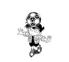 Detective Conan: Play ball Photographic Print